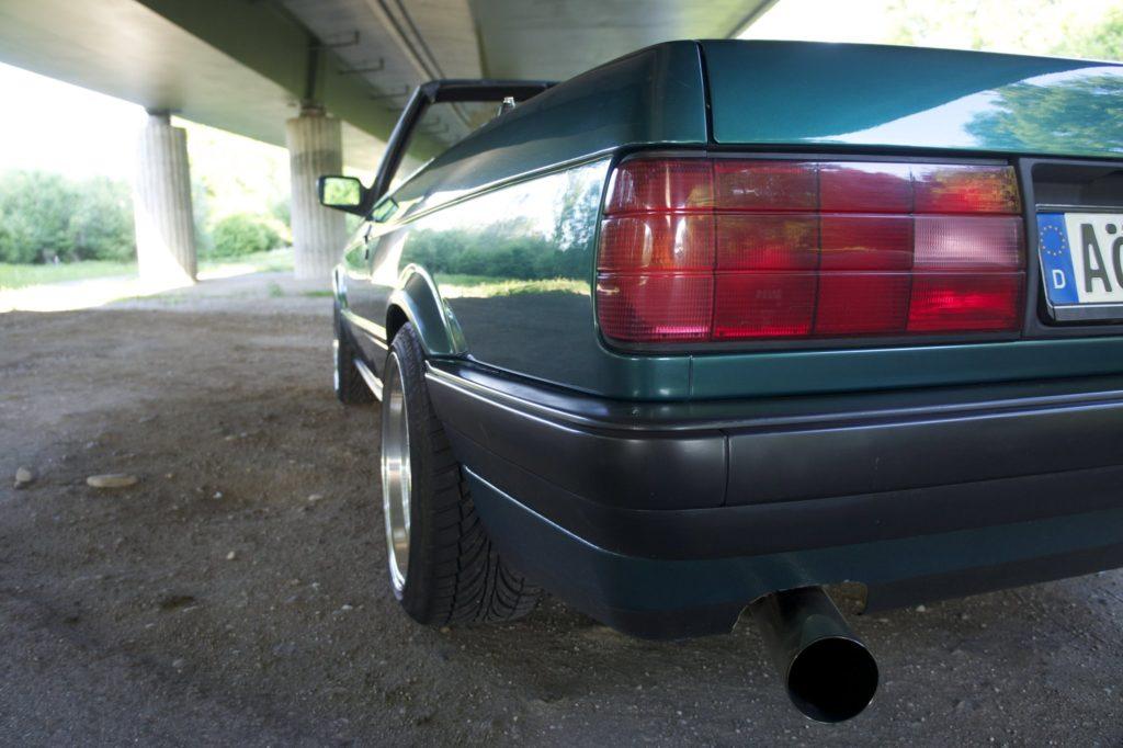 e30 hinten mit roten mhws